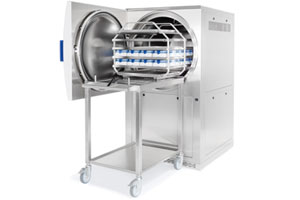 High Capacity Autoclaves