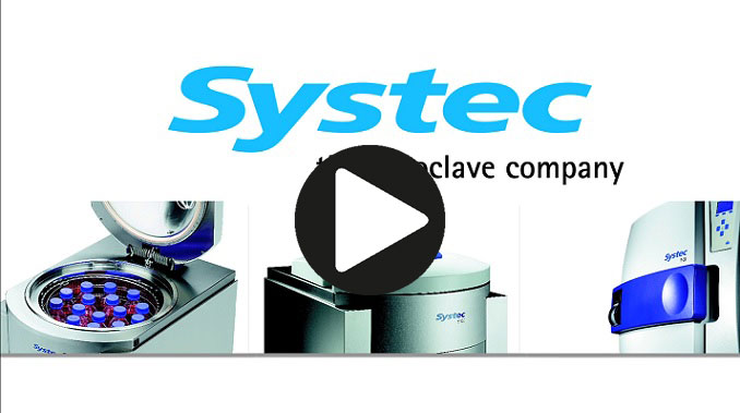 Systec Autoclave Video