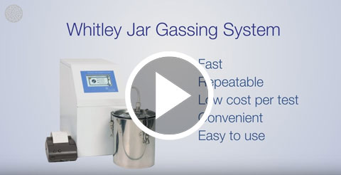 Whitley Jar Gassing System
