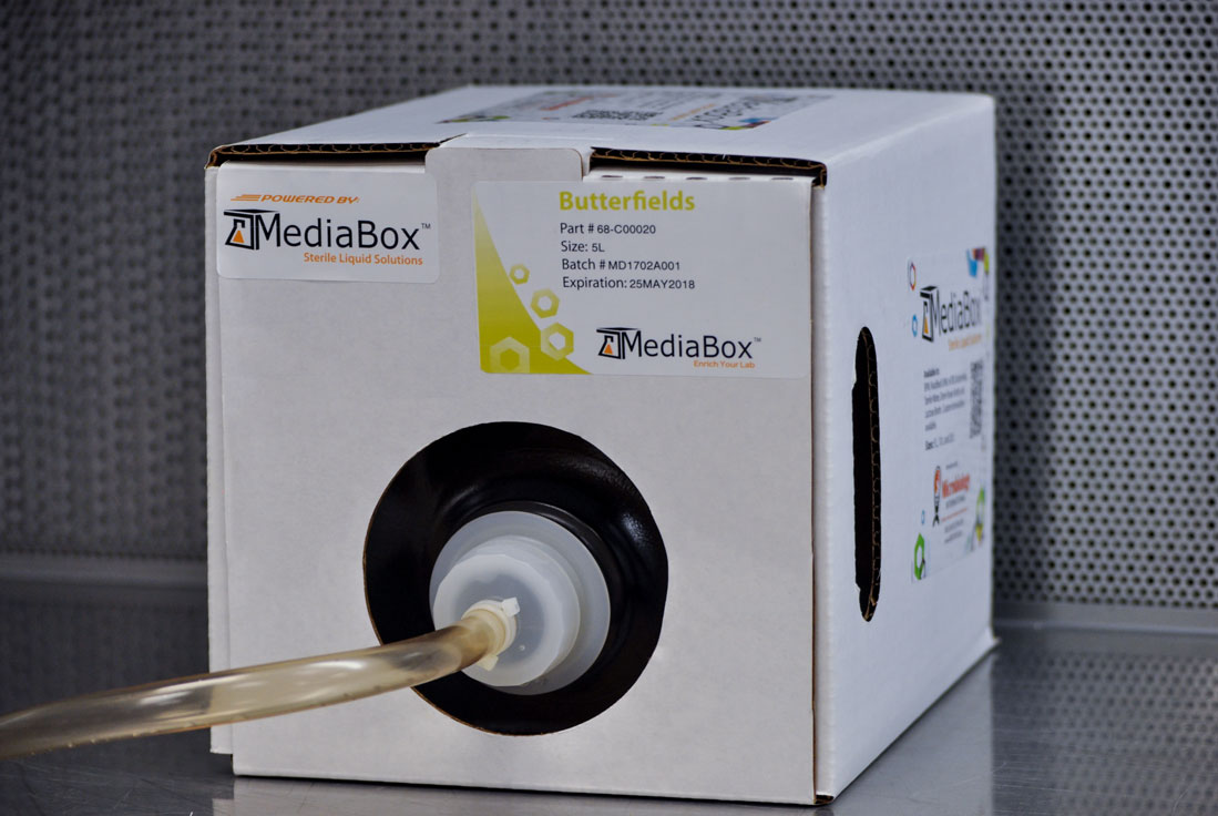 MediaBox Gravity Feed
