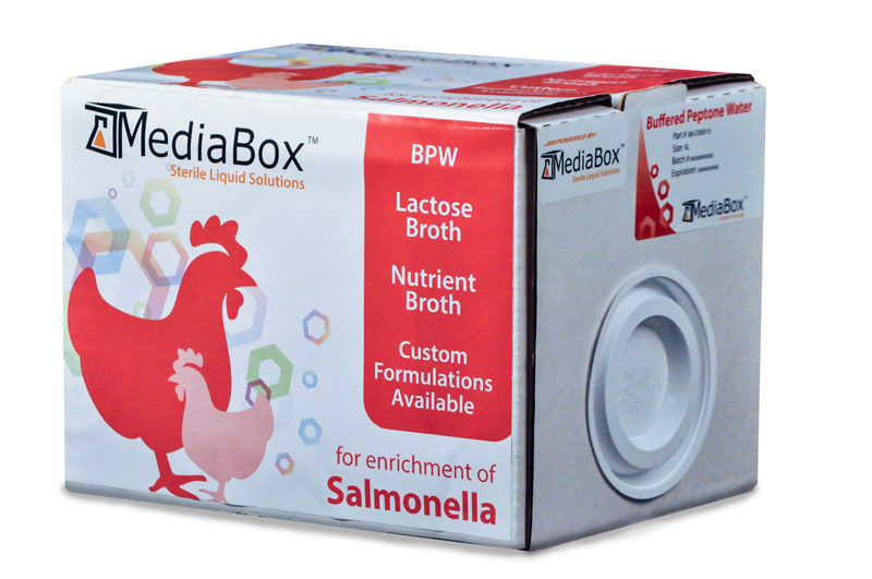 Salmonella Sterile Liquid Media