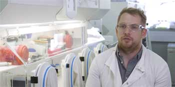 Dr Andrew Dempster, Centre for Biomolecular Sciences, University of Nottingham_Testimonial Video